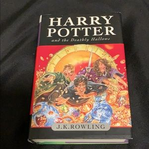 Harry Potter and the Deathly Hallows Hard Cover